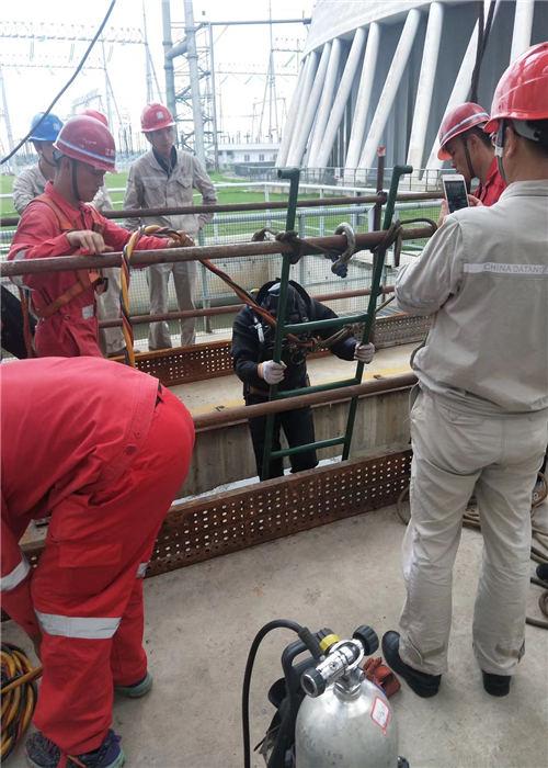 汉中市潜水打捞队(服务能力较强)