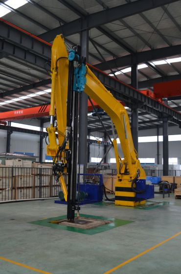 HYD450凿岩机高炉开口机哈尔滨代理商