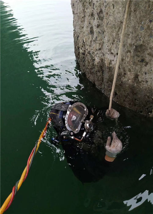 东营市水下切割公司——专业潜水