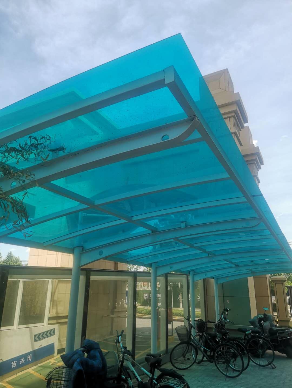 巴中市中空四层阳光板生产厂家颜色定制