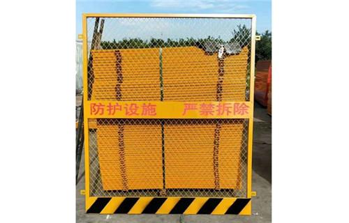 关注:晋城施工电梯防护门高品质生产厂家