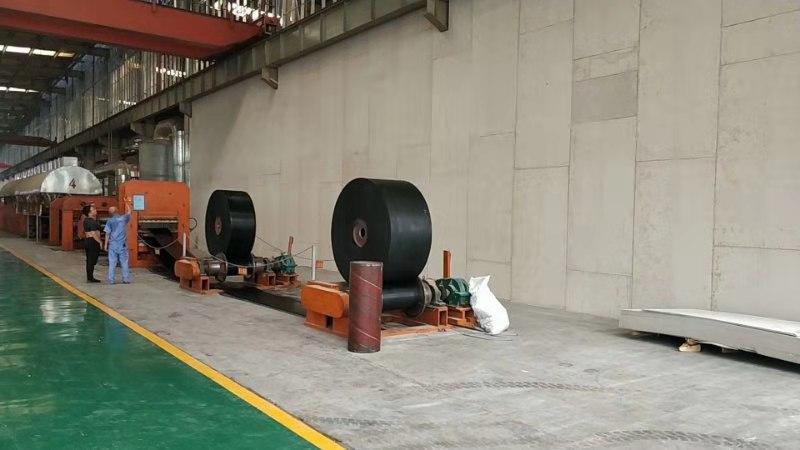江门蓬江畅销挡边输送带优质商家-青岛巨能橡胶有限公司