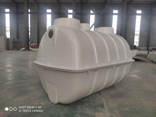 德宏2.5立方玻璃钢化粪池生产厂家