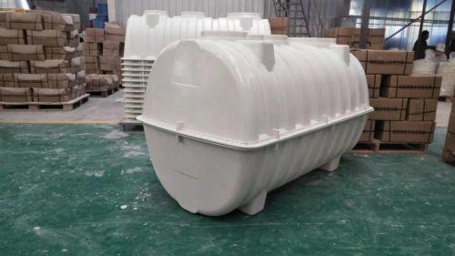 金普新区玻璃钢化粪池1.5立方厂家贴心服务
