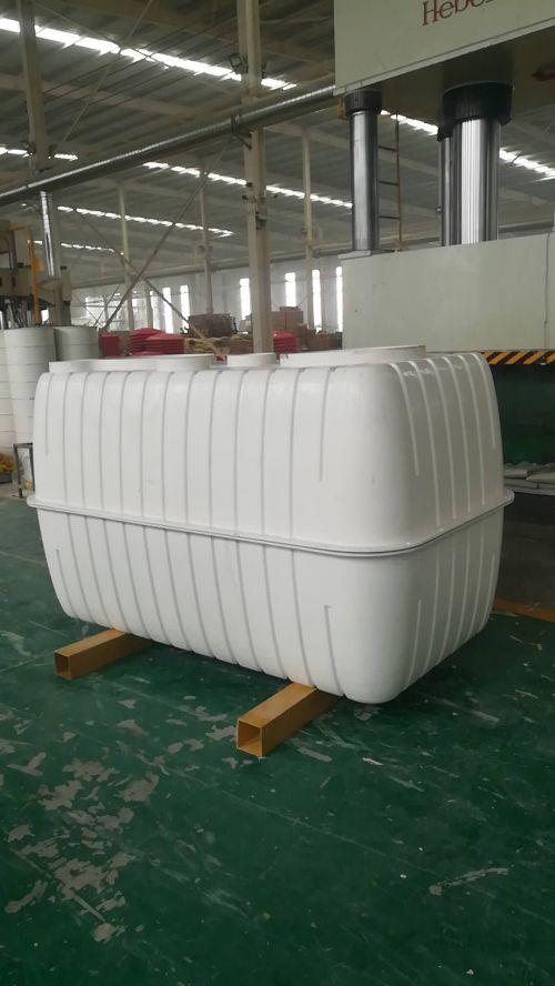 淮北2立方玻璃钢化粪池厂家直销