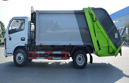 东营统一采购挂桶垃圾车销售厂家