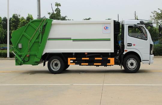 济宁在哪买压缩垃圾车价格便宜