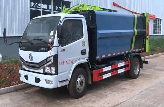 吉林国六压缩垃圾车多少钱