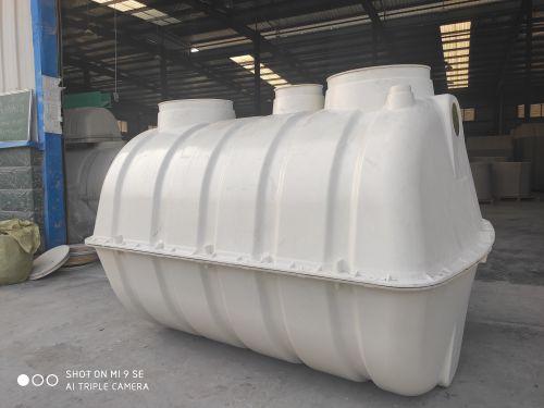 榆林0.8立方玻璃钢化粪池批发