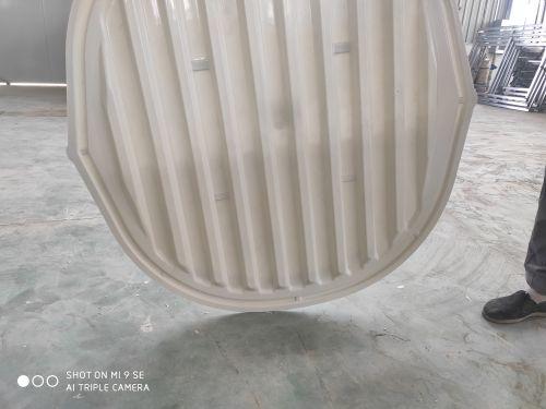 长春玻璃钢化粪池供应商符合有效容积