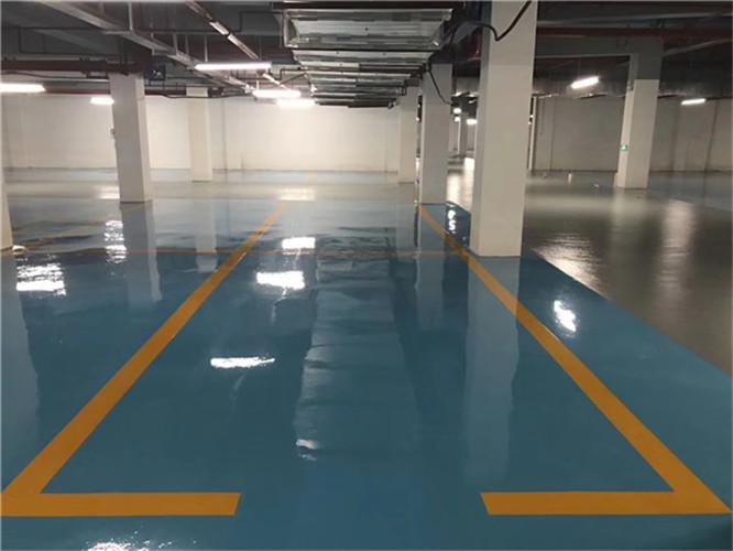 东莞石排车间地板漆价格【2020报价】