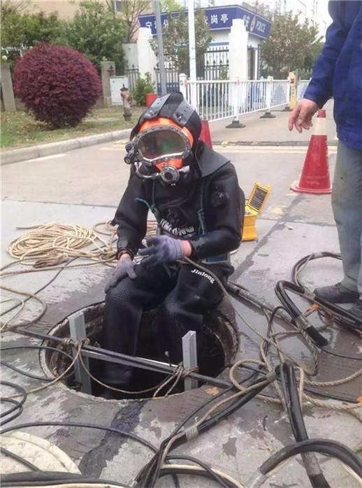 景德镇乐市污水池清底、清掏,安装排水管道安全操作规程