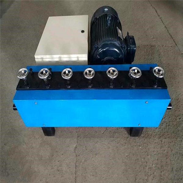 福建邵武新一代高速2组轮钢绞线穿线机200米变频钢绞线穿线机