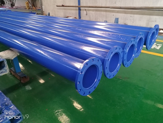 陕西煤田矿用涂塑复合钢管厂家可按照图纸定制宁德市