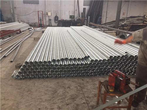 合肥镀锌波纹管带钢现货产地货源