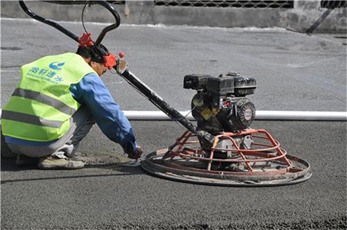 阎良轻洗砂地坪施工单位
