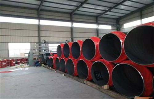 焦作市热力管道聚氨酯保温钢管厂家