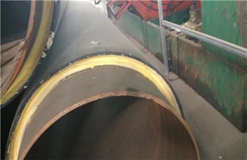 辽宁省聚氨酯发泡保温钢管全新价格