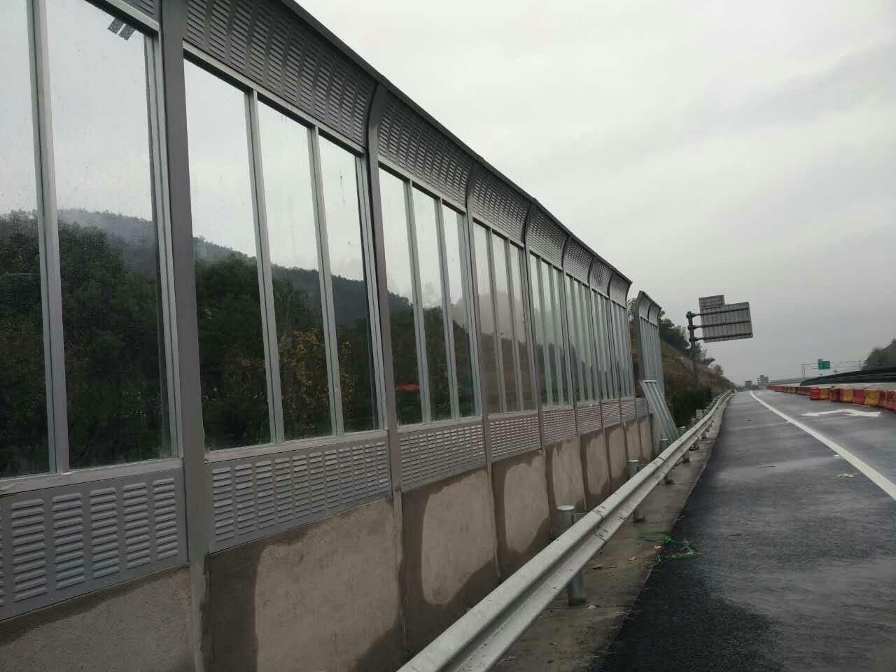 沧州孟村市政高架声屏障厂家
