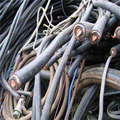 东营电缆头回收(回收铝线)收购