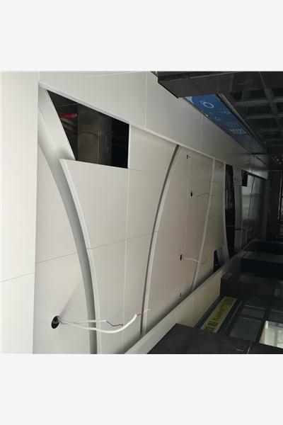 台州黄岩铝单板外墙施工图