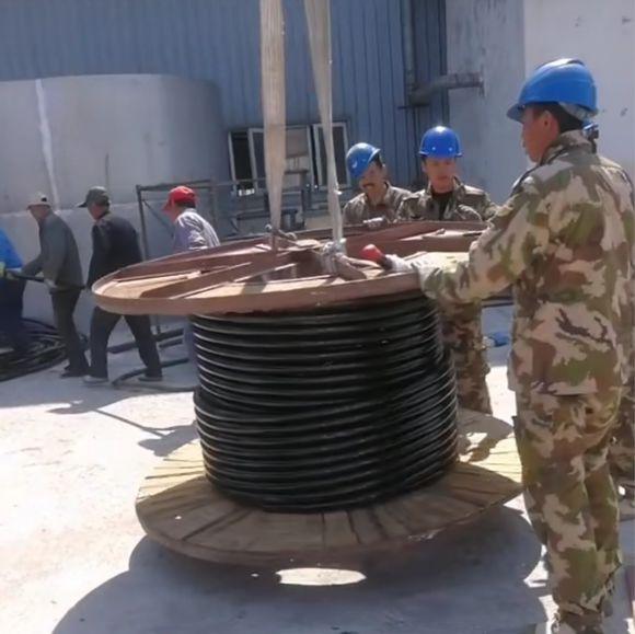 罗源县回收耐高温电缆线-罗源县二手电缆线回收