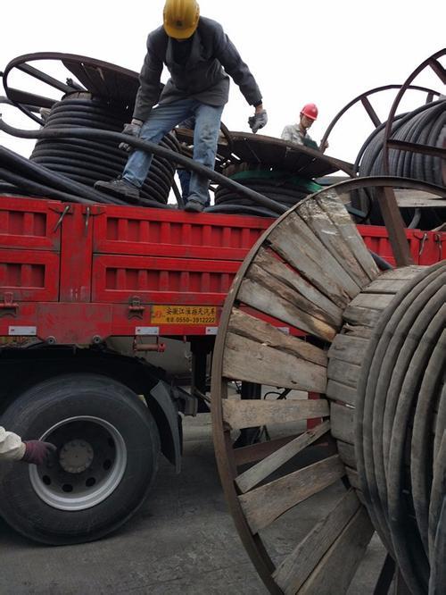 濉溪县回收铠装电缆线-濉溪县二手电缆线回收