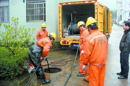 张家港保税区工厂污水管网清洗来电咨询