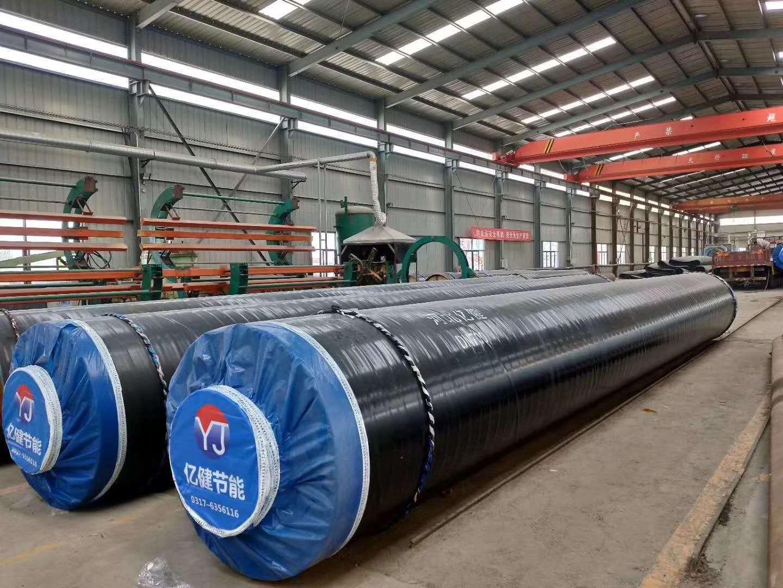 河源市钢套钢保温管价格