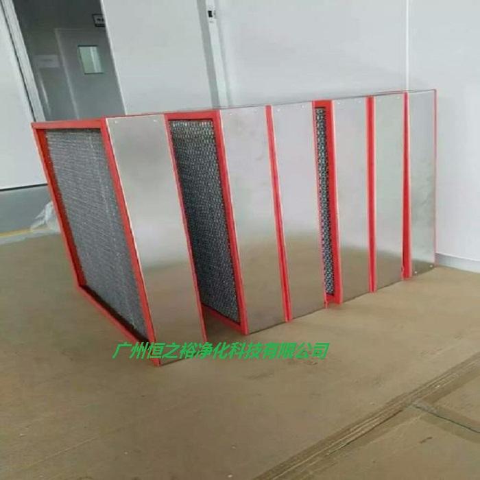 阳江耐高温空气过滤器厂家-300度耐高温高效过滤器