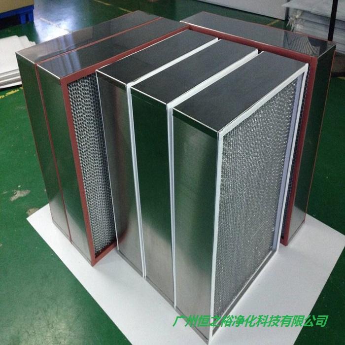 银川耐高温空气过滤器厂家+涂布机耐高温高效过滤器
