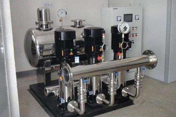 五大连池无负压变频加压设备价格