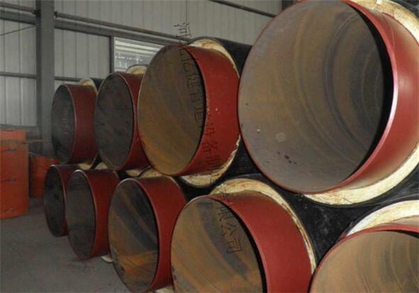 嘉兴海宁供暖聚氨酯保温钢管厂家含税--河北亿健