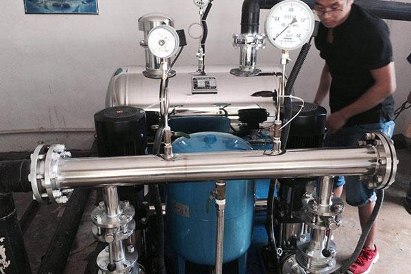 南充ABB变频无负压供水设备多少钱一台