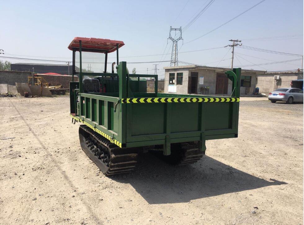 山东省东营市12吨自卸式翻斗运输车四不像车