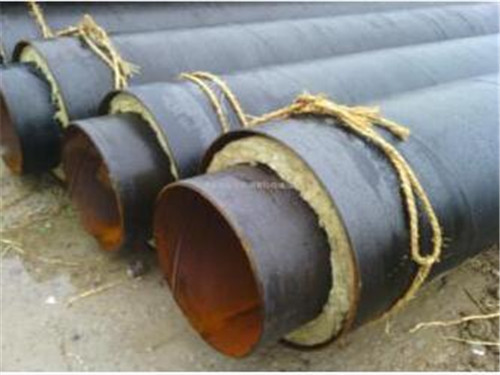 D450钢套钢直埋保温管定制价格