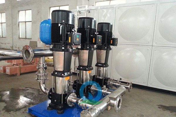 峡江变频恒压供水设备厂家