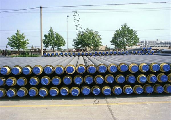 双湖县聚氨酯保温管加工现货供应