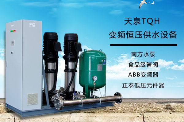 宣汉智能恒压变频供水设备价格行情