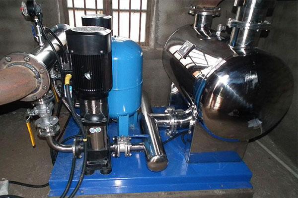 巫山恒压供水设备厂家供应