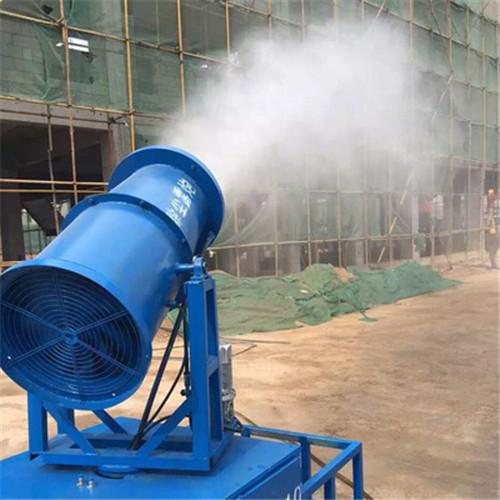 甘肃酒泉雾炮机除尘--电动三轮洒水车
