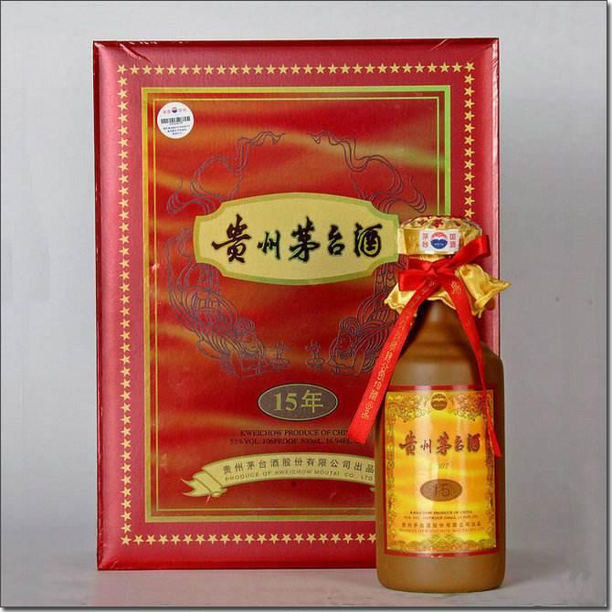 【通告】5L茅台酒酒瓶回收一览表