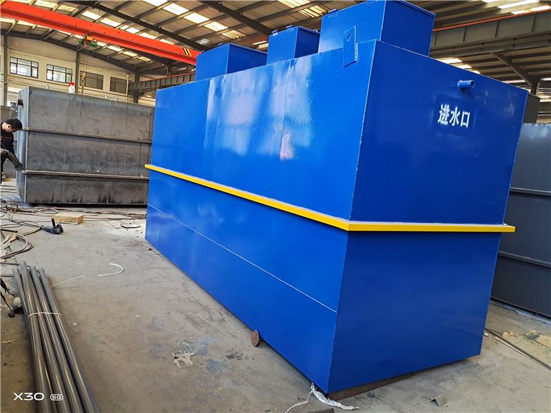 天水市水洗厂污水处理设备专业制造厂家山东沃龙环保设备有限公司