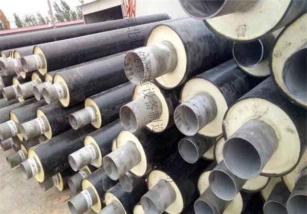 建平聚氨酯预制直埋保温钢管厂家选用尺寸
