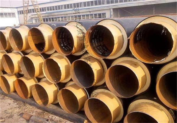 湛江赤坎聚氨酯保温钢管厂家含税
