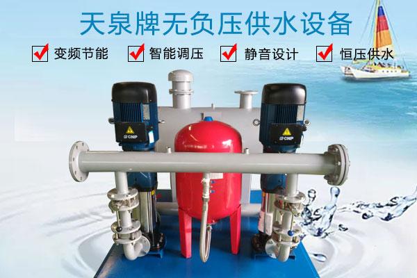 玛沁恒压供水设备价格行情