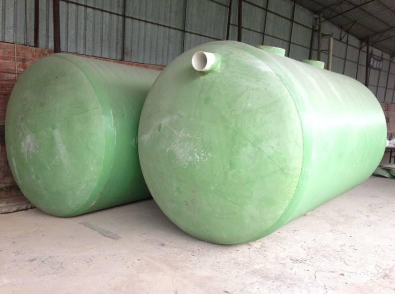 吉林船营玻璃钢化粪池储罐价格