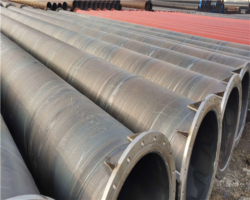 淮北1120*16螺旋钢管市场价格