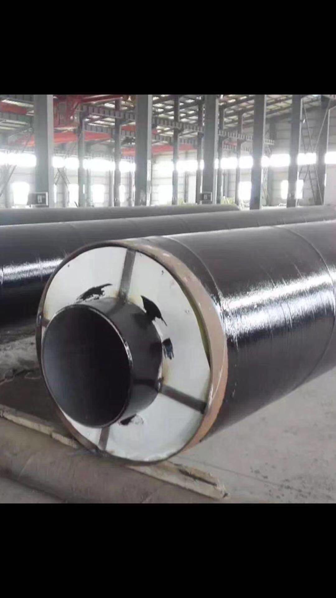 勃利聚氨酯发泡保温钢管批发