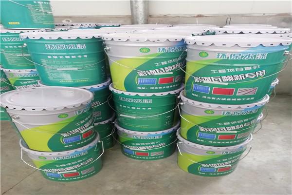 焦作山阳水性丙烯酸面漆价格优惠